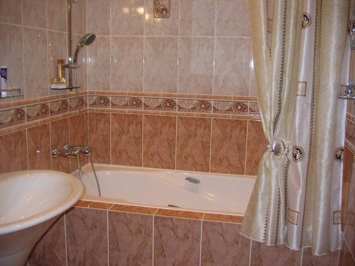 Ремонт ванной в квартире фото
